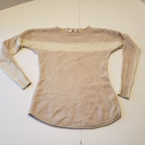 Vineyard Vines Womens Split Back Sweater Size XXS